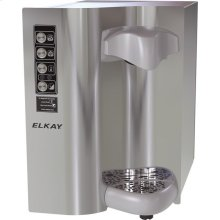 Elkay Water Dispenser 4 GPH Hot Filtered Stainless Steel