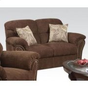 Loveseat W/2 Pillows @n Product Image