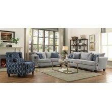 Hallstatt Casual Flax Sofa