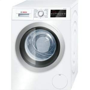 BOSCH500 Series Washer - 208/240V, Cap. 2.2 cu.ft., 15 Cyc.,1,400 RPM, 52 dBA Silv./Door, AquaShield(R), ENERGY STAR