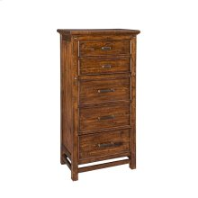 Wolf Creek Five Drawer Lingerie Chest