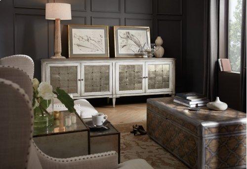 Living Room Arabella Four-Door Credenza