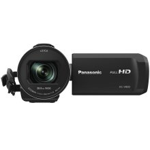 "HD Camcorder, 24X LEICA DICOMAR Lens, 1/2.5"" BSI Sensor, Three O.I.S. Stabilizer Systems, Wireless Twin-Camera Capture - HC-V800K"