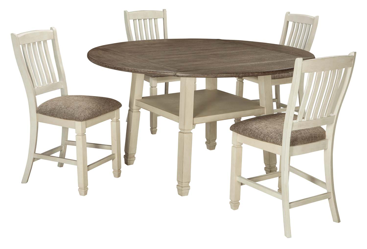 Bolanburg   Antique White 7 Piece Dining Room Set