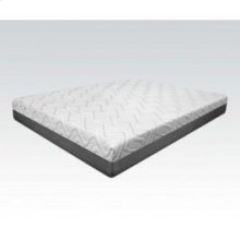 "Queen Mattress 10"" Gel MEM.FOA"
