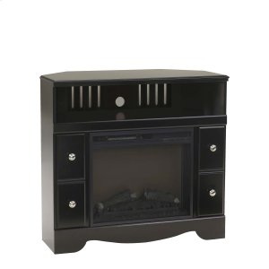 Ashley Furniture Shay - Black 2 Piece Entertainment Set