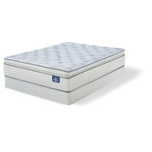 SertaSertapedic - Carterson - Super Pillow Top - Plush - Twin