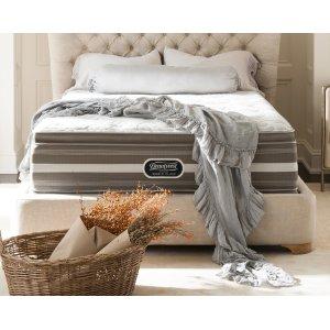 SimmonsBeautyrest - Recharge - World Class - Jaelyn - Plush - Pillow Top - Cal King