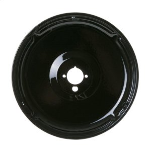 GERange Gas Black Medium Porcelain Burner Bowl