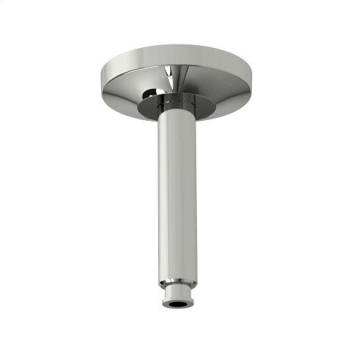 Rain Shower Arm Ceiling Mount - Brushed Nickel