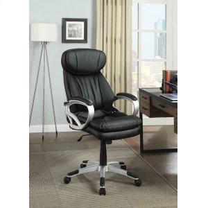 CoasterCasual Black Office Chair
