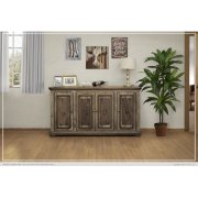 4 Wooden Doors Console Product Image