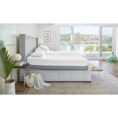 TEMPUR-Cloud Collection - TEMPUR-Cloud Luxe Breeze - Queen