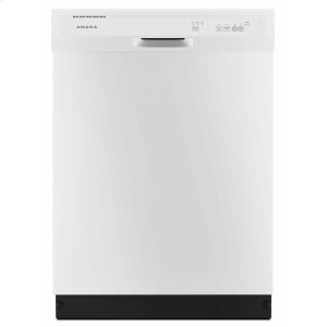 AmanaDishwasher with Triple Filter Wash System - White
