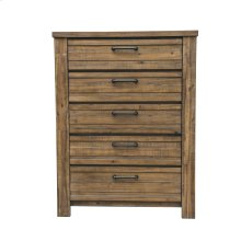 SoHo Five Drawer Chest