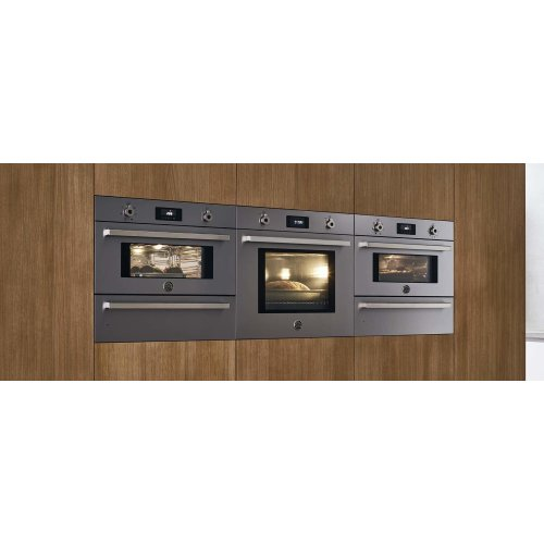 30 Single Convection Oven with Assistant Stainless Steel