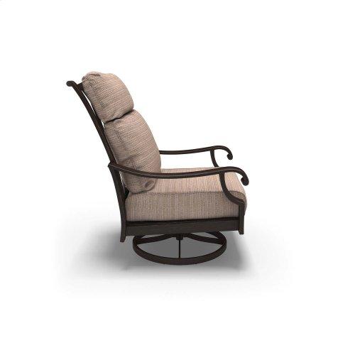 Swivel Lounge w/Cushion (2/CN)