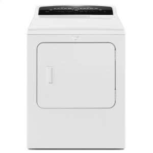 7.0 cu.ft Top Load HE Electric Dryer with AccuDry , Intuitive Touch Controls -