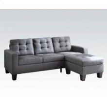Sectional Sofa W/ottoman