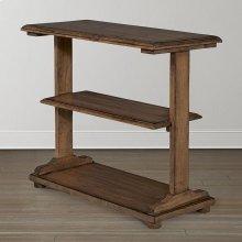 Heartland Pine Tier Table