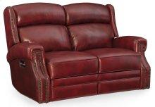 Living Room Carlisle Power Motion Loveseat w/Pwr Headrest