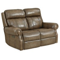 Living Room Brooks PWR Loveseat w/PWR Headrest Product Image
