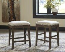 Upholstered Stool (2/CN)