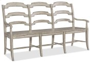 Dining Room Boheme Du Monde Ladderback Dining Bench Product Image