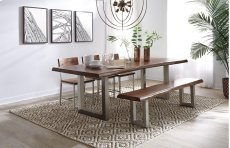 """Kai Dining Table 82"""" Product Image"""