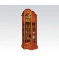 Oak Grandfather Clock Product Image