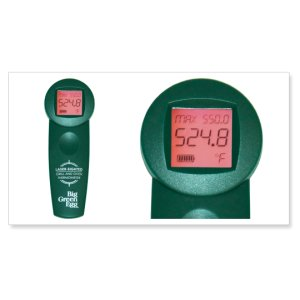 Big Green EggInfrared Cooking Surface Thermometer