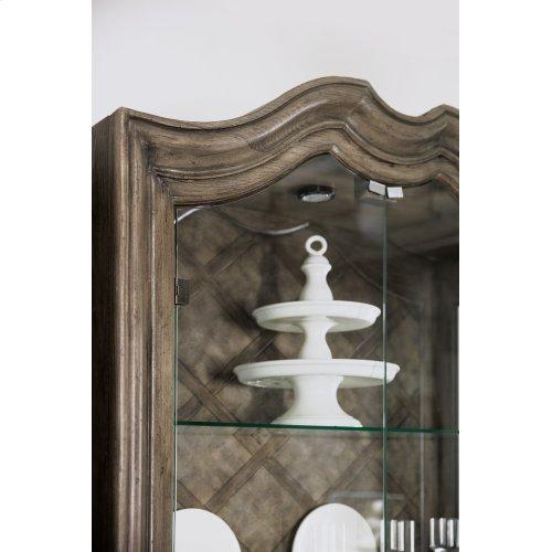 Dining Room Woodlands Display Cabinet