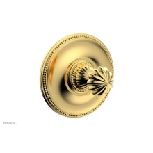 GEORGIAN & BARCELONA Pressure Balance Shower Plate & Handle Trim PB3361TO - Satin Gold