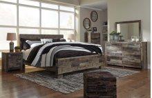 Derekson - Multi Gray Bedroom Set