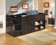 Embrace - Merlot 4 Piece Bedroom Set Product Image