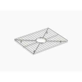 """Stainless Steel Stainless Steel Sink Rack, 17-3/16"""" X 13-3/16"""", for Kitchen Sink"""