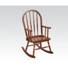 Tobacco Youth Rocking Chair