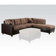 Milano Saddle Rev. Sectional