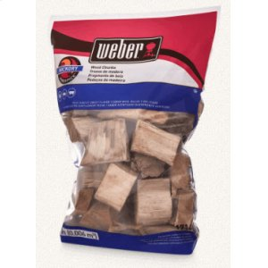 WeberHickory Wood Chunks