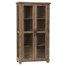 Caleb Curio Cabinet Desert