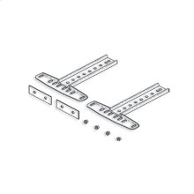 Insulated Headboard Bracket Kit for D-122 Models Only, Twin / Split California King