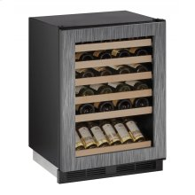 """1000 Series 24"""" Wine Captain® Model With Integrated Frame Finish and Field Reversible Door Swing (115 Volts / 60 Hz)"""