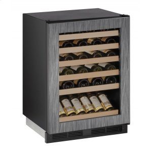 "U-Line 1000 Series 24"" Wine Captain(r) Model With Integrated Frame Finish And Field Reversible Door Swing (115 Volts / 60 Hz)"