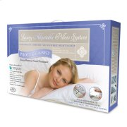 Luxury Adjustable Pillow System Product Image