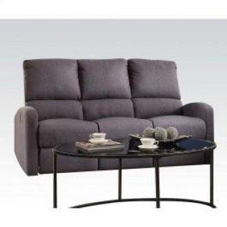 Gray Fabric Motion Sofa