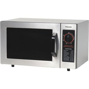Panasonic1000 Watt Dial Commercial Microwave Oven