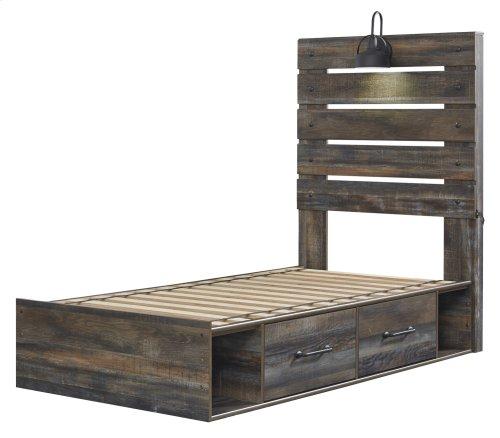 Twin Panel Footboard