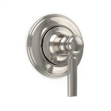 Keane Two-Way Diverter Trim with Off - Polished Nickel