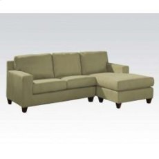 Sage Mfb Rev Chaise Sectional Product Image