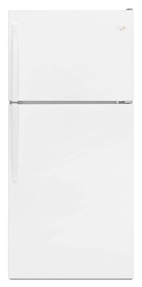 "Whirlpool30"" Wide Top-Freezer Refrigerator"